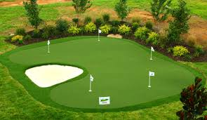Backyard Golf Course by Synthetic Backyard Golf Putting Greens Artificial Practice Golf