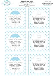 kara u0027s party ideas free printable baby shower party tags via