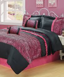 Girls Zebra Bedding by Take A Look At This Slumber Party Comforter Set On Zulily Today