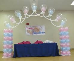 baby shower decorations with balloons c3 a2 c2 ab richvon co home