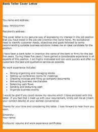4 sample of application letter of bank teller dtn info