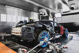 future flying bugatti how to build a bugatti chiron in 15 steps rev and shift