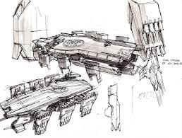 the avengers alternate iron man and helicarrier concept art