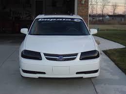 04 impala led tail lights chevyguyss18 2004 chevrolet impala specs photos modification info
