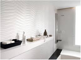 Modern Bathroom Tile Undulating White Tile By Qatar Nacar Furniture Fashion