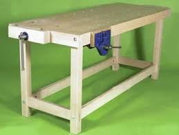 Build A Work Table Woodworking Vdo