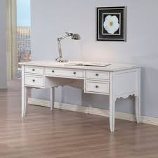 painting a desk white classic white writing desk design with chrome finished metal study