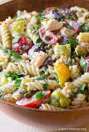 pasta salad recipes cold tuna pasta salad with olives and capers a spicy perspective