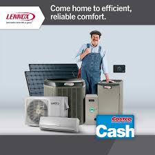 lennox heating and air conditioning systems