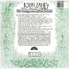 fahey the transfiguration of blind joe uk vinyl lp