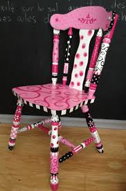 Baby Furniture Chair Best 25 Painted Kids Chairs Ideas On Pinterest Painted Chairs