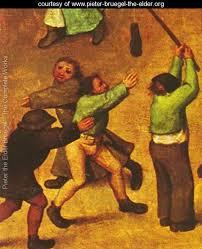 Pieter Bruegel Blind Leading The Blind All Pieter Bruegel The Elder U0027s Oil Paintings Dutch Masters