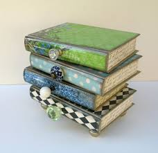 themed jewelry box 381 best book box images on book jewelry flasks