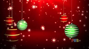 christmas background video hd youtube