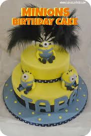 minion birthday cake ideas minion birthday cake party bake of the week casa costello