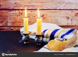 shofar tallit sabbath prayer shawl tallit and shofar horn