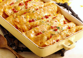 Cooking Light Enchilada Casserole Slow Cooker Chicken Enchilada Casserole Recipe