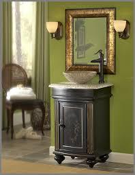 Inch Bathroom Vanity With Vessel Sink Image Roselawnlutheran - Bathroom vanity for vessel sink