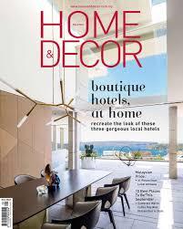 home interior design magazine malaysia home u0026 decor malaysia magazine september 2017 gramedia digital