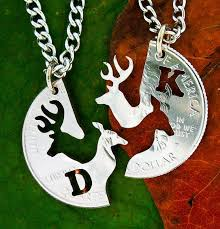 Buck And Doe Couples Necklace 99 Best Buck And Doe U003c3 Images On Pinterest Wedding Stuff Baby