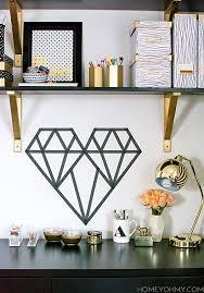 washi tape designs diy washi tape geometric heart