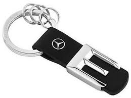 mercedes key ring genuine mercedes keyring keychain key ring for e class