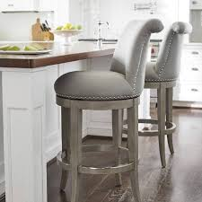 bar chairs for kitchen island stools design inspiring grey wood bar stools distressed grey wood