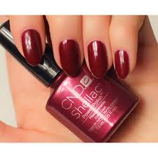 cnd creative nail design shellac power polish masquerade cnd