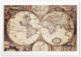 photo collection old world map desktop wallpaper