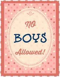 no boys allowed printable poster allfreekidscrafts com