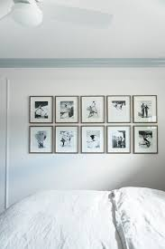 your guide to creating the perfect grid gallery wall room for