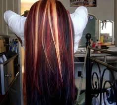 hair styles brown on botton and blond on top pictures of it best 25 blonde highlights underneath ideas on pinterest blonde