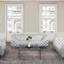 zuo modern providence sofa providence sofa silver 900278 zuo mod metropolitandecor