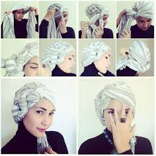 tutorial hijab turban untuk santai 486 best abayafashion images on pinterest hijab fashion hijab