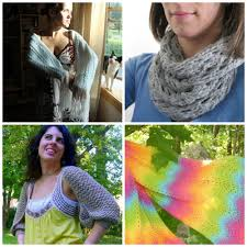 5 free knitting pattern books with over 25 free patterns
