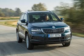 skoda karoq 2017 review autocar