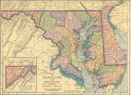 Md Usa Map by The Usgenweb Archives Digital Map Library Hammonds 1910 Atlas