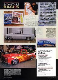 73 87 chevy gmc pickup info
