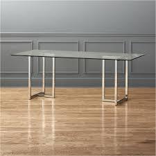 silverado chrome 47 round dining table silverado chrome 47 round dining table cb2 condo dining room