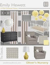 Baby Boy Color Schemes Baby Nursery Interior Design Interior4you