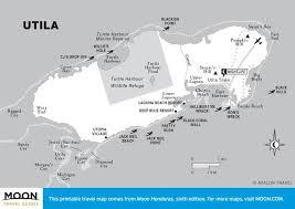 map of roatan honduras best 25 utila ideas on honduras pictures and
