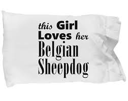 belgian sheepdog merchandise belgian shepherd etsy