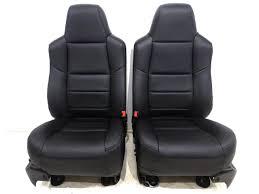 Ford F350 Truck Seats - replacement ford super duty f250 f350 new katzkin seats 2000 2001