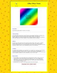 ebay template designer 28 images ebay template design ebay