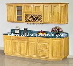 Kitchen Cabinets In China China American Style Rubber Wood Kitchen Cabinet China Kitchen