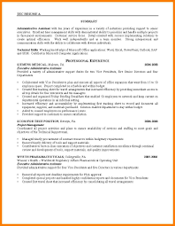 10 office assistant resume skills synopsis format