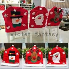 Christmas Chair Back Covers 832 Best Navidad Images On Pinterest Christmas Crafts Christmas