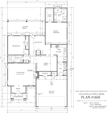 House Plans For Cottages by The Cottages House Plans Flanagan Construction