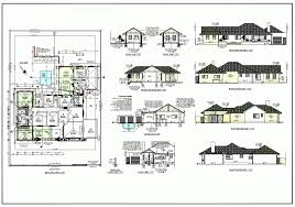 modern luxury floor plans architecture design for home simple bedroom house plans small