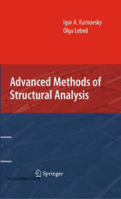 advance method of structural analysis book